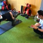 アスレティックトレーナーの実技試験に向けて@福岡パーソナルジム