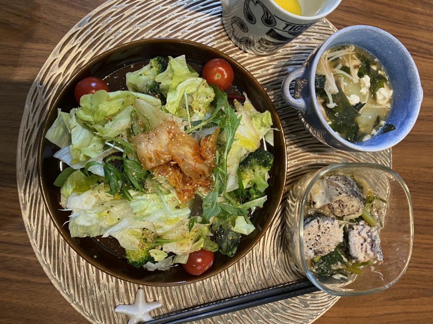 ダイエット夕食例@福岡パーソナルジム