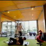 ウォーミングアップエクササイズ@福岡パーソナルトレーニングジム