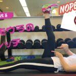 太もも裏のストレッチ動画をアップ!不良姿勢からくる腰痛など改善