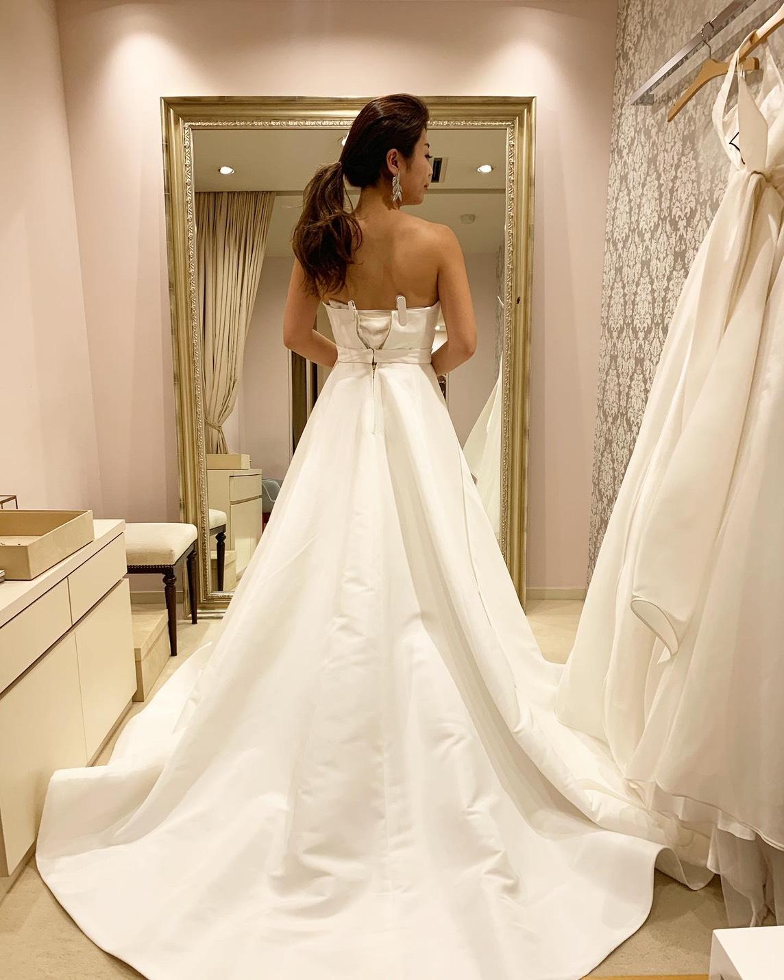 結婚式に向けてダイエット!「着たいドレス」で人生最高の日を