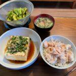 枝豆はダイエットの副菜としておすすめ(福岡パーソナルジム)