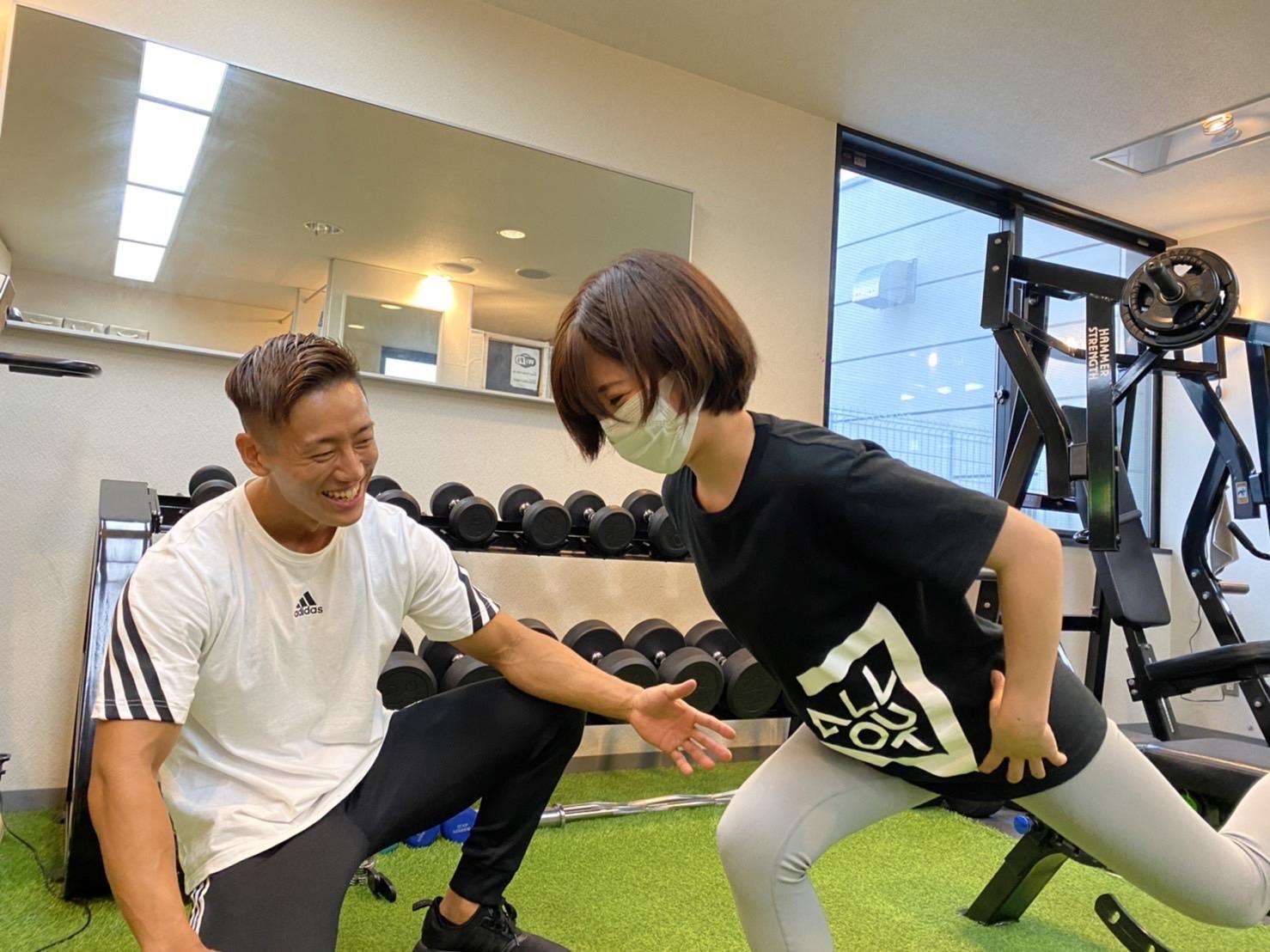 平川トレーナーの卒業試験用ボディメイクモニター募集開始(2021.10/3〆切)
