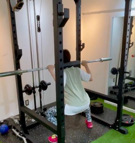 太ももを引き締めたい人向けのトレーニング(福岡パーソナルジム )