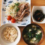 食事管理がピンとこない方は、まずはお米を玄米に変えるところから